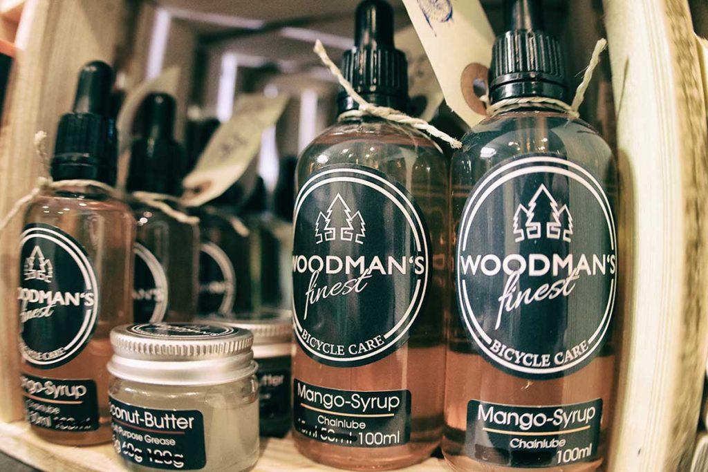 Woodmans finest Öl