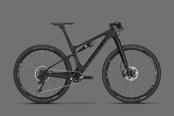 conway mountainbike